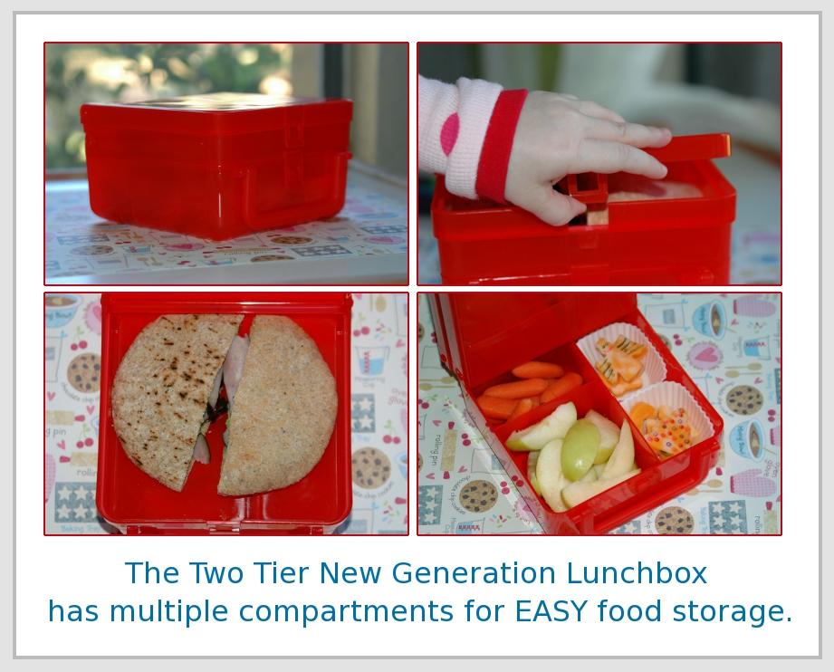 Bright Bin New Generation Lunchbox