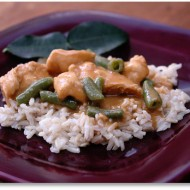 Dinnertime: Thai Coconut Curry with Chicken