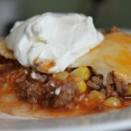 Mexican Lasagna (guest post recipe)