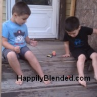 Raising MY Boys Involves Tricks & Bug Education (guest post)