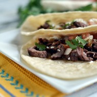 Carne Asada — Grilled Steak Tacos