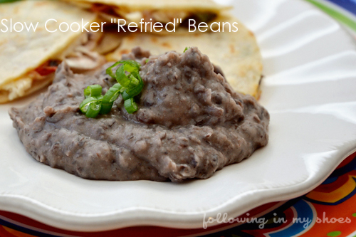 crock pot black beans