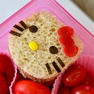 My Final Entry To the Dorky Mom Club: A Hello Kitty Bento