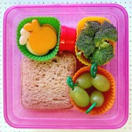 I Heart Lunch: Using Sandwich Boxes for Bento Lunches