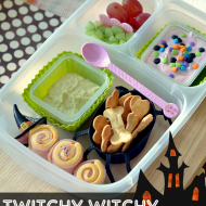 I Heart Lunch: Simple vs. Detailed Bentos