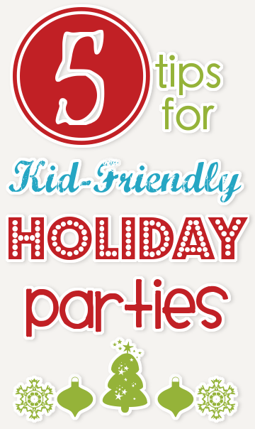 Planning Holiday Parties For Kids
