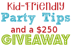 Planning Holiday Parties For Kids {and a Breville Giveaway}
