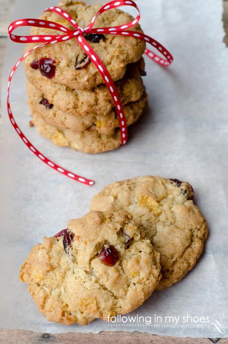 Ranger Cookies: coconut cereal cookies #recipe