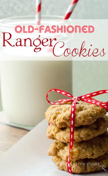 Texas Ranger cookie #recipe