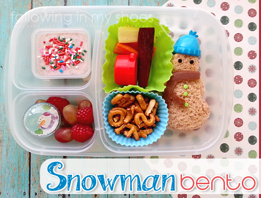 holiday bento ideas