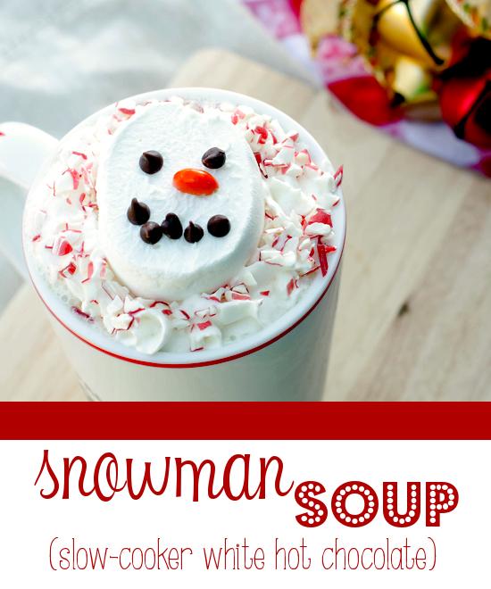 white hot chocolate recipe