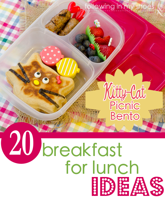 Easy Homemade School Lunch Ideas