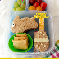{I Heart Lunch} Here Comes Peter Cottontail