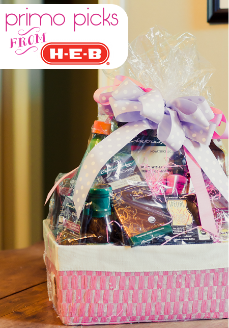 HEB Gift Baskets for Holidays