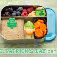 {I Heart Lunch} Feeling A Little Green.