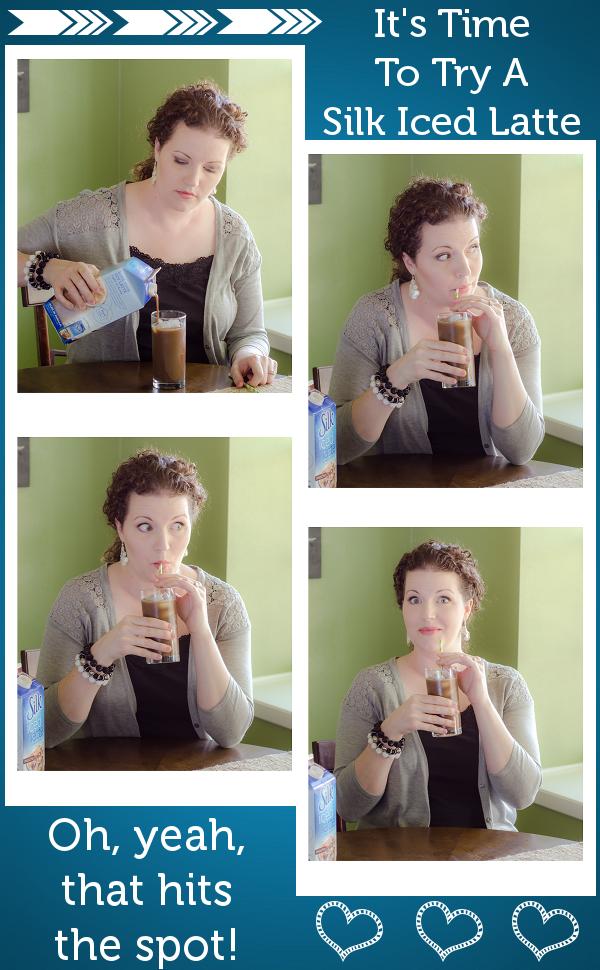 Free Silk Iced Latte Coupon