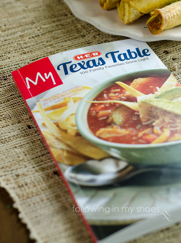 HEB Diet Friendly Cookbook