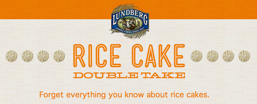 Rice Cake Double Take Contest