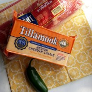 Make a Better Burger with Tillamook {giveaway closed}