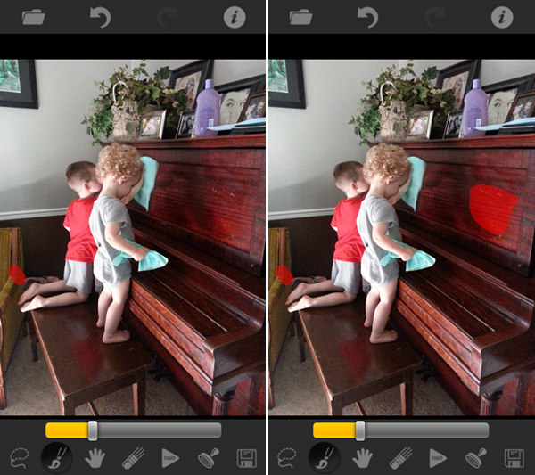 Touch Retouch Photo App for Android
