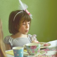 A Tea Party Birthday In Pictures