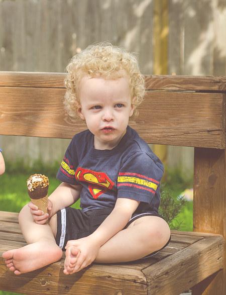 Ice Cream Summer Fun #RaiseaCone