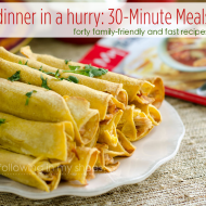Dinner In a Hurry: 30-Minute Meals