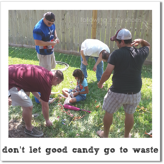Daddies Dont Let Other Daddies Go Without Candy