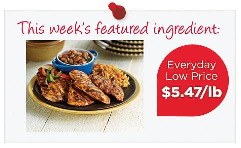 HEB Chicken Prices