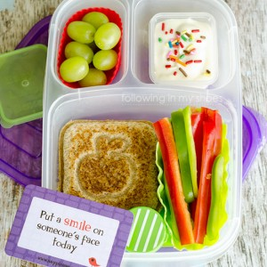 Pack a Little Love with Lunch {giveaway}