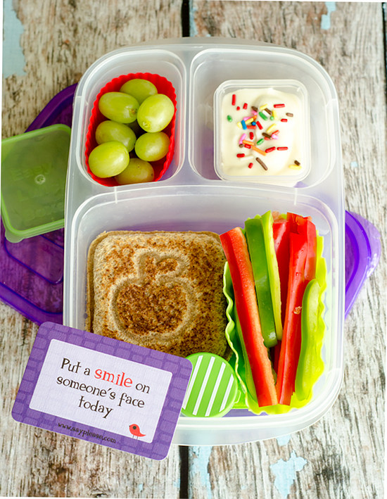 Lunchbox Love Notes giveaway