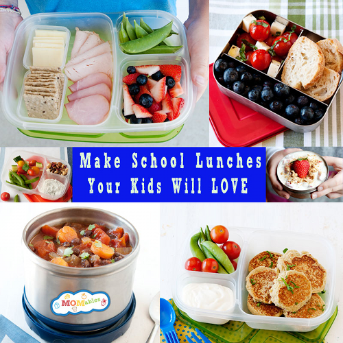 Momables Style Lunches