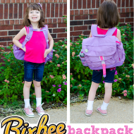 Bixbee Backpacks {review and giveaway}