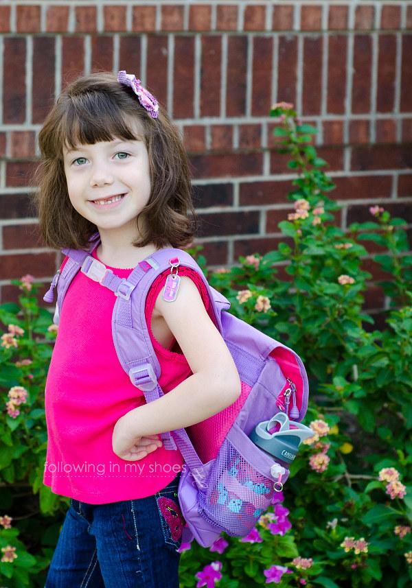 Purple Bixbee Backpack Review