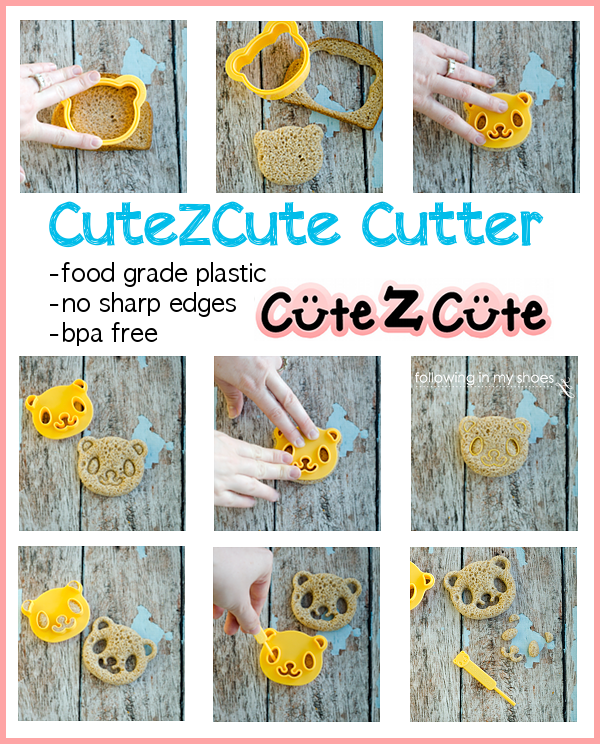 cuteZcute food cutter is safe