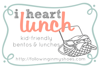i heart lunch weekly school lunch series
