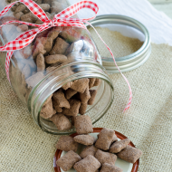 Mexican Hot Chocolate Muddy Buddies