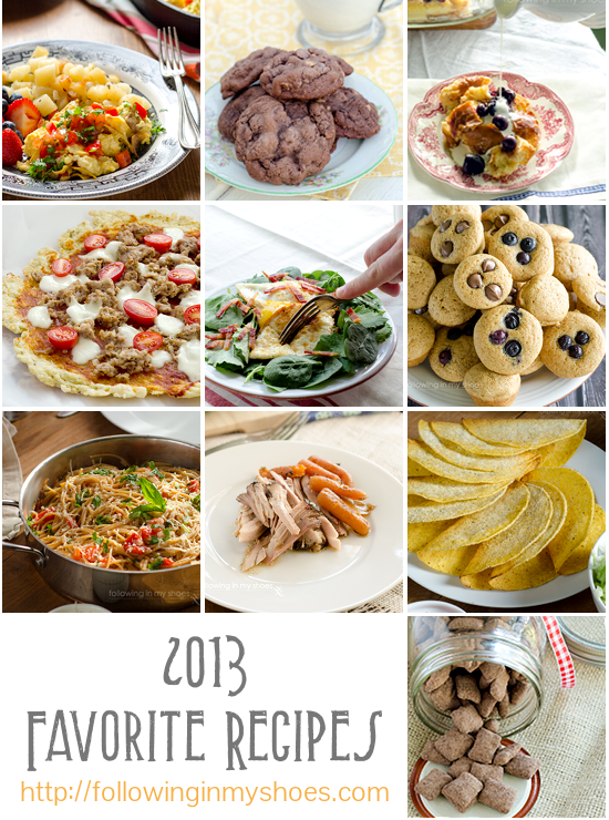 Family Favorite Healthy Recipes