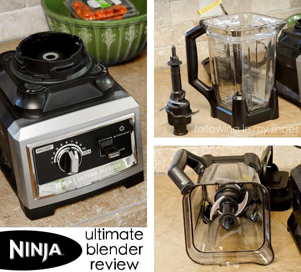 Ninja Ultimate Blender honest review