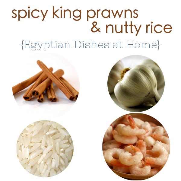 Spicy King Prawns