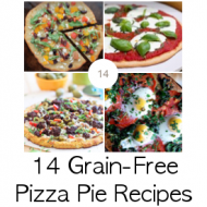 14 Grain-Free Pizza Pie Recipes for Nat'l Pi Day