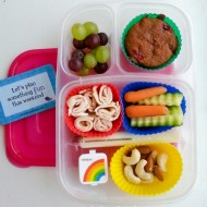 A Week Of Grain-Free Lunches {iheartLunch}