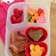 A Grain-Free Valentine Lunch