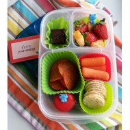 5 Minute School Lunch {iheartLunch}