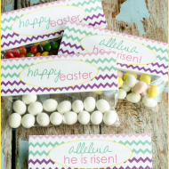 Last Minute Easter Treats {free printables}
