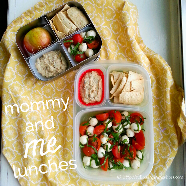 Gluten Free Mommy and Me Lunch