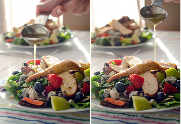 Copycat Chickfila Zesty Apple Vinaigrette