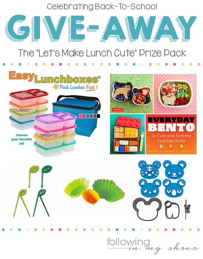 Make Lunch Cute Giveaway