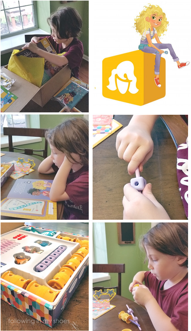 Learning Fun with Goldieblox