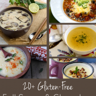 20+ Gluten-Free Fall Soups and Chowders